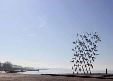 New Waterfront of Thessaloniki / Nikiforidis-Cuomo Architects | green streets | Scoop.it