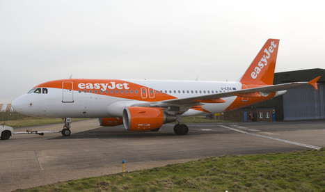 Easyjet unveils its new livery | Allplane: Airlines Strategy & Marketing | Scoop.it