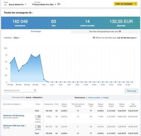 Comment créer une campagne de publicité sur Linkedin - Social Media Pro | Référencement internet | Scoop.it