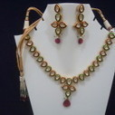 Daphne Bazaar - Online Store With Quality Products | Ruby AD Pendant and Earrings | Scoop.it