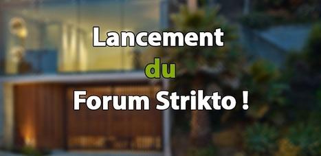 Forum construction, un pro réponds à toutes vos questions | Strikto, le blog qui conseille les bâtisseurs pour construire sa maison | Scoop.it