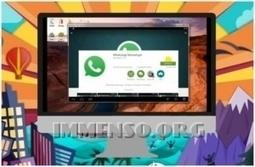 Sms gratis, è arrivato finalmente Whatsapp per PC – IMMENSO blog | Sms gratis | Scoop.it