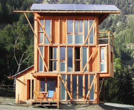 Green Architecture of Casa Solare by Studio Albori | sustainable architecture | Scoop.it