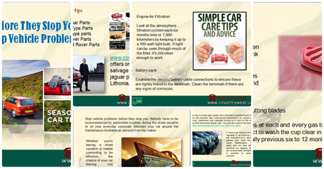 Before They Stop You, Stop Vehicle Problems! | Online Slideshow by Slide.ly | coventry west | Scoop.it