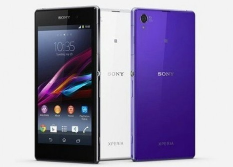 Sony Xperia Z1 Reviews - Latest Moblies Features & HD Wallpaper | phonesway | Scoop.it