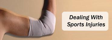 Dealing With Sports Injuries | SadieL1 | Scoop.it