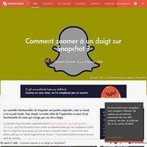 snapchat | Internet world | Scoop.it
