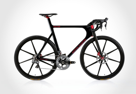 Aston Martin One 77 Cycle   Raised By Lions   What Surrounds You   Scoop.it