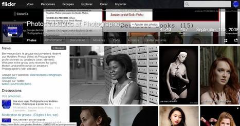 Groupe Photographes et Modèles-Photos | PROMOMISS. Books-Photos. | Scoop.it