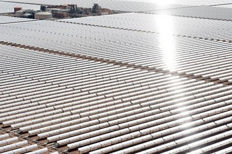 Morocco Just Switched On The World's Largest Solar Plant | The Chemical Industry by 2050 | Scoop.it
