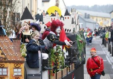 Get crazy for carnival season in Luxembourg | Luxembourg (Europe) | Scoop.it
