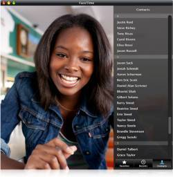 FaceTime pour Mac : sortie de bêta payante - Génération NT | Les applications iPhone | Scoop.it