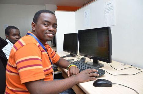 Internet-Powered Jobs Transform Impoverished Yo...   Employment News   Scoop.it