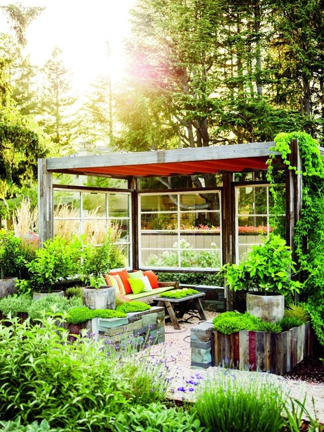 Sunset updates its garden design advice in 'Western Garden Book of Landscaping' - Los Angeles Times | Landscape Ideas and Tips | Scoop.it