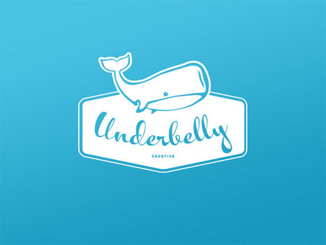 A Collection of Quirky & Fun Logos | Inspiration | Scoop.it