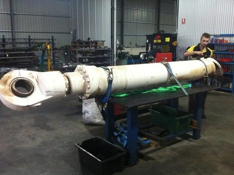 Mining and Hydraulic Supplies and Repair Service - Trymoss Engineering Adelaide | adelaide help | Scoop.it