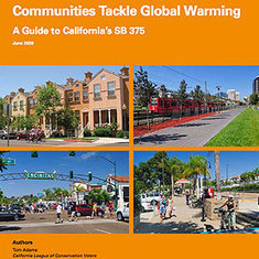 California's Sustainable Communities and Climate Protection Law: Scientific American | World Geography | Scoop.it