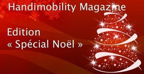 Handimobility Magazine (édition du 22 décembre 2014)   HANDIMOBILITY   Emploi&Handicap   Scoop.it
