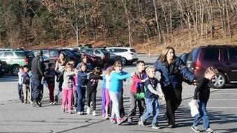 Connecticut elementary school shooting: Multiple deaths reported   Criminology and Economic Theory   Scoop.it