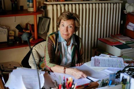 Décès de Benoîte Groult, écrivaine et grande figure du féminisme | Cultures & Médias | Scoop.it