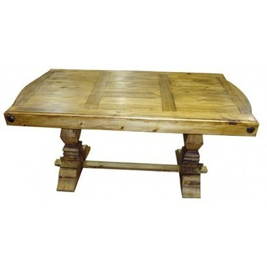 Country Rustic Pine Dining Table | Country Rustic Pine Dining Table | Scoop.it