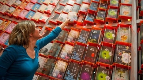 How much do Germans read?   German learning resources and ideas   Scoop.it