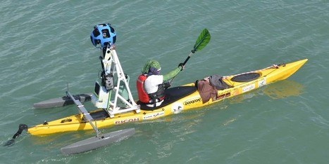 Google Street View se balade en kayak | Libertés Numériques | Scoop.it
