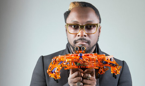 Will.i.am: 'Let's make plastic a verb' | The Future of Waste | Scoop.it