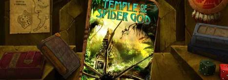Gamebook Adventures | Temple of the Spider God | Born Digital (Cool Stuff for Teachers) | Scoop.it