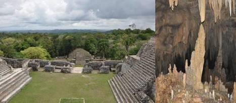 Les Mayas, victimes d'un brusque changement climatique | Merveilles - Marvels | Scoop.it