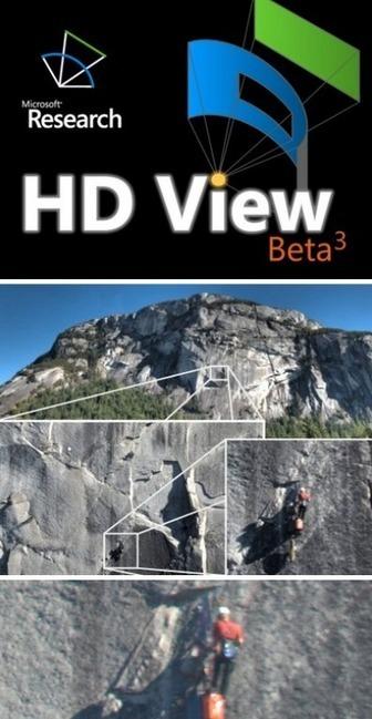 Logiciel photo HD gratuit Microsoft Research HDView Beta 3 2015 Visionneuse photo tres haute definition (gigapixels) | photo : Gratuit | Scoop.it