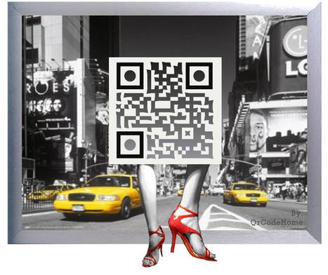 QR CODE HALLOWEEN COSTUME+S | QR CODE Advertising | Scoop.it
