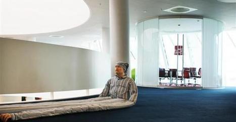 Innovation et créativité dictent la réinvention de l'espace de travail   Nouveaux lieux, nouveaux apprentissages   Scoop.it