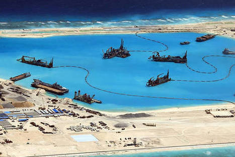 The Coral Casualty of China's Marine Aggression | The EcoPlum Daily | Scoop.it