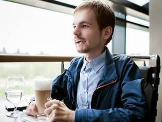 Lukáš Král: Bo i na voziku možeš dělat byznys! | Zamilovaný Ptakopysk | Scoop.it