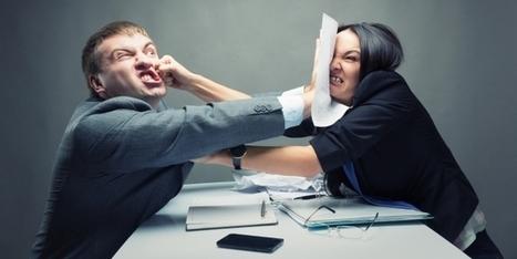 5 méthodes pour gérer les conflits au travail | Lu, vu, écouté pour vous : notre veille active | Scoop.it