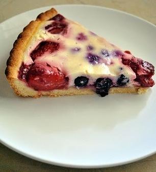Scandi Home: Mamma's Berry Tart | Rakkaudesta ruokaan. The love of food. | Scoop.it