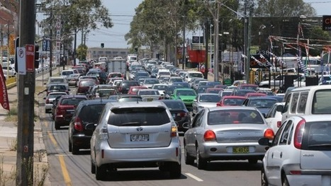 Western Sydney businesses losing sales due to 'permanent peak hour' problem | Lorraine's  Changing Places (Nations) | Scoop.it