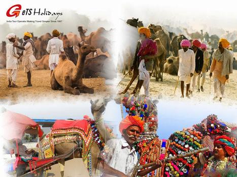 En novembre 2014, découvrez la célèbre foire de Pushkar. | Voyage photographie en Inde | Scoop.it