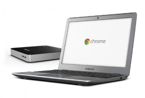 Google launches Chromebook, Chromebox & gets it right | Into the Driver's Seat | Scoop.it