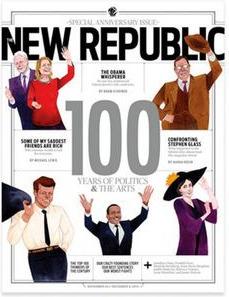 Les tourments de «The New Republic» | DocPresseESJ | Scoop.it