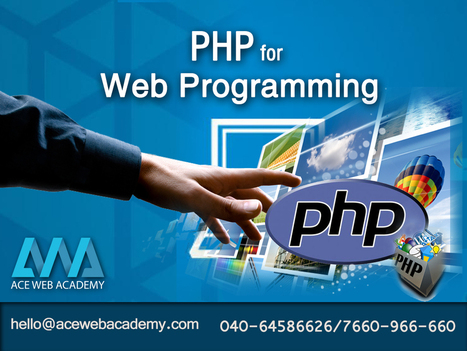 Truly PHP is a better language for web programming   Ace Blog   Acewebacademy   Scoop.it
