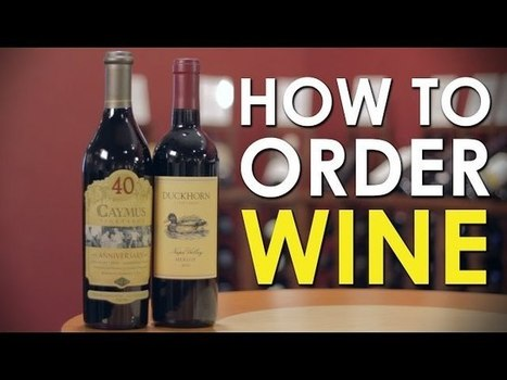 Pick the Second Cheapest Wine at a Restaurant for the Best Value | enjoy yourself | Scoop.it