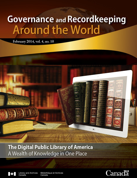The Governance and Recordkeeping Around the World Newsletter - Library and Archives Canada | Information and Records Management | Scoop.it