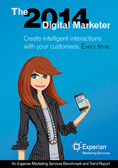 The 2014 Digital Marketer : Benchmark and Trend Report | Experian Marketing Services | N.E.R.DIGITAL, Web 2.0 | Scoop.it