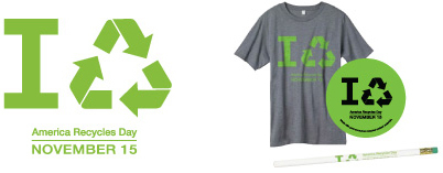 America Recycles Day Merchandise | Sustainable Green chemistry | Scoop.it
