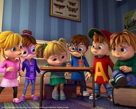 'ALVINNN!!! and The Chipmunks' Gets Greenlit for Seasons 3 & 4 | Los Angeles - London - Hong-Kong - Barcelona - Paris | Scoop.it