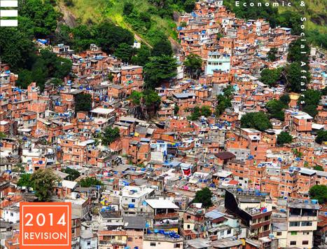 World Urbanization Prospects 2014 - Géoconfluences | Villes | Scoop.it