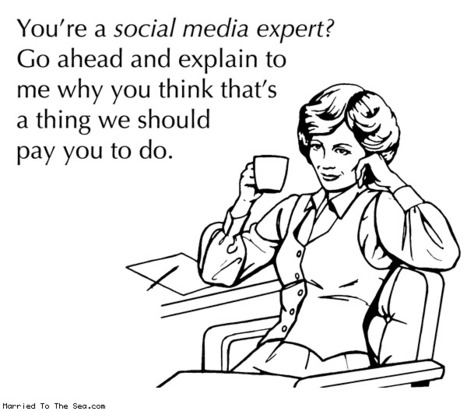 How to Spot True Social Media Talent Amongst the 'Experts' | brave new world | Scoop.it