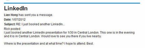 Using the LinkedIn Status Update Effectively | Understanding Social Media | Scoop.it